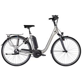 Kalkhoff Agattu 3.B Excite - Vélo de ville électrique - Comfort 500Wh gris